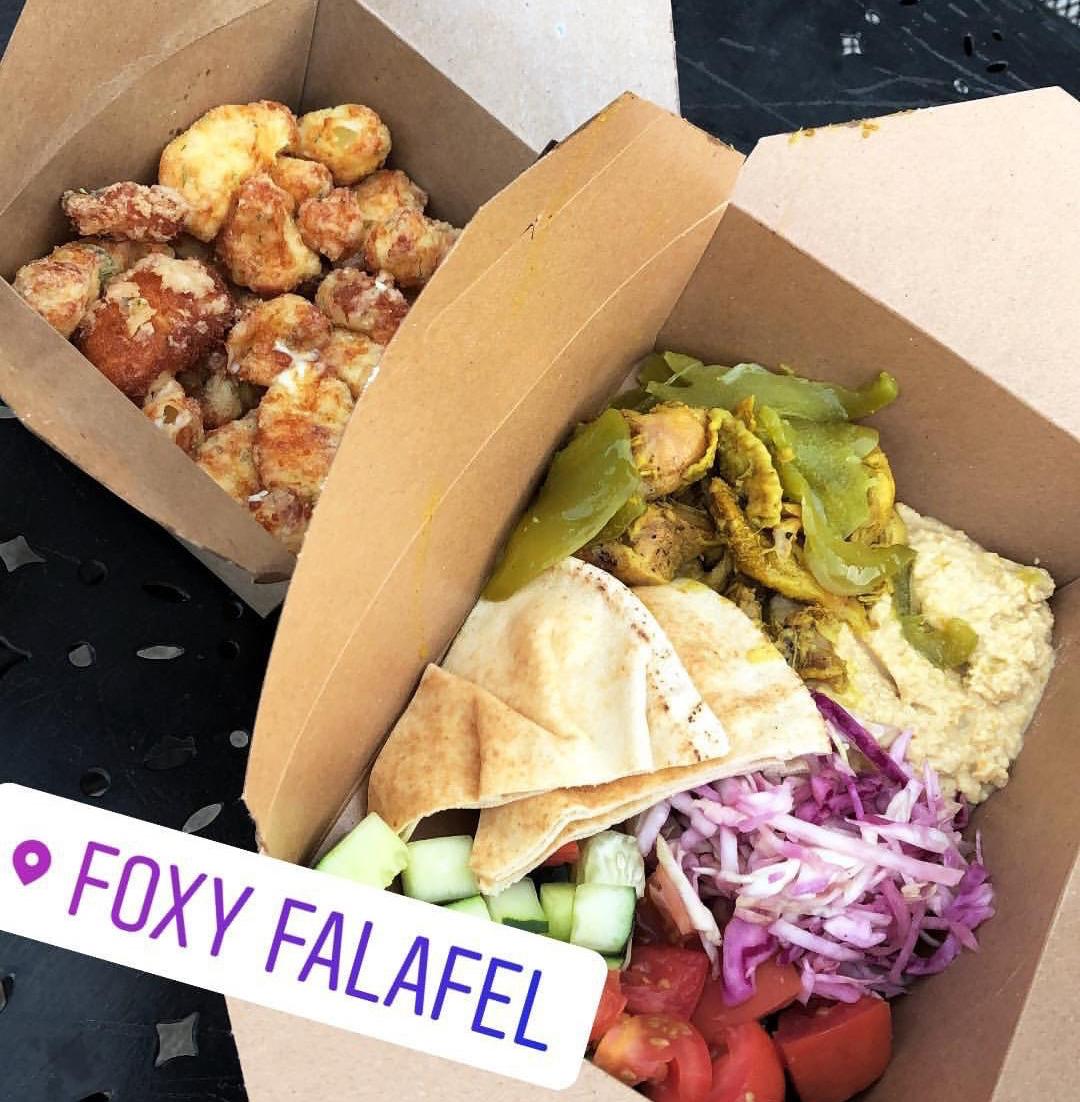 Foxy Falafel